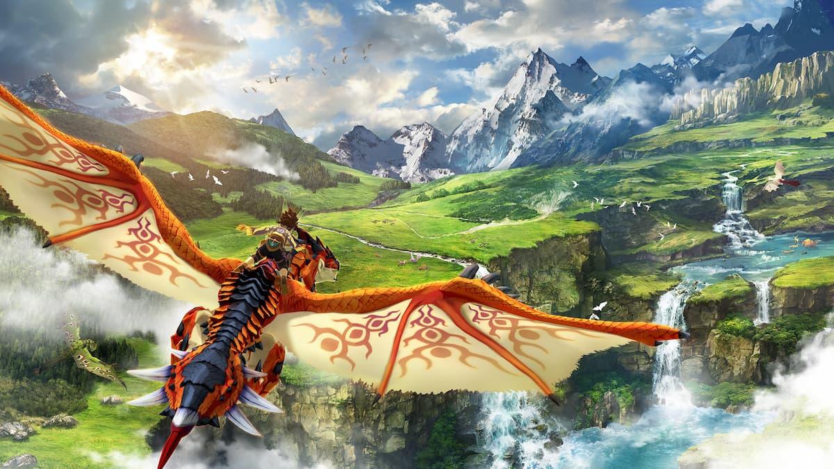 「モンスターハンターストーリーズ2 ~破滅の翼~」の最新情報が公開!発売日も決定!