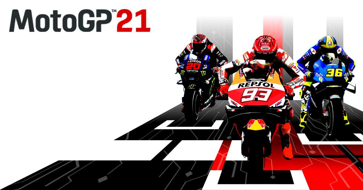 「MotoGP21」公式トレーラー第1弾が公開!公式サイトリニューアルに加え、予約特典情報も解禁!