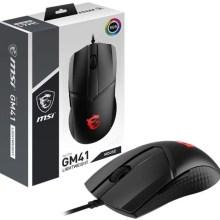 MSI CLUTCH GM41 LIGHTWEIGHT ゲーミングマウス