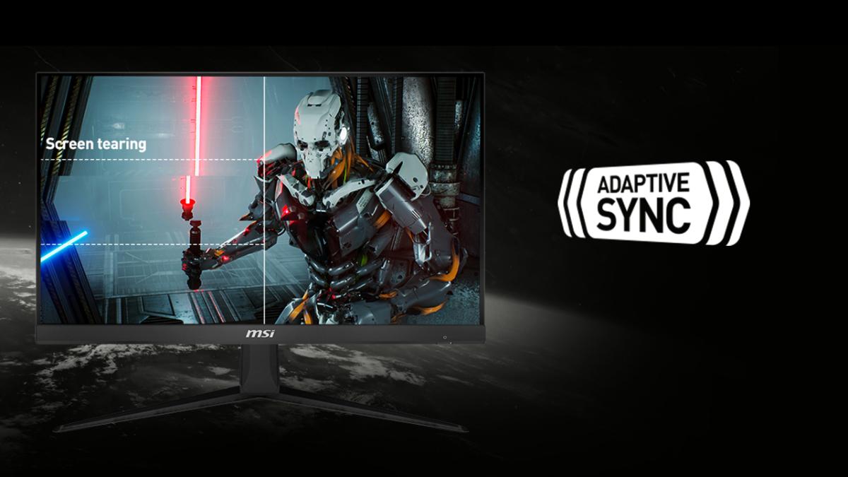 「Adaptive Sync」でテアリングを抑えろ!