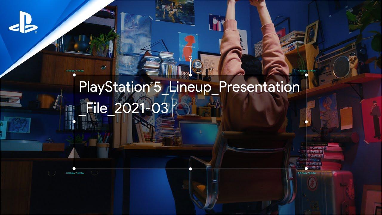 注目タイトル目白押し!「PlayStation5_Lineup_Presentation_File_2021-03」公開!