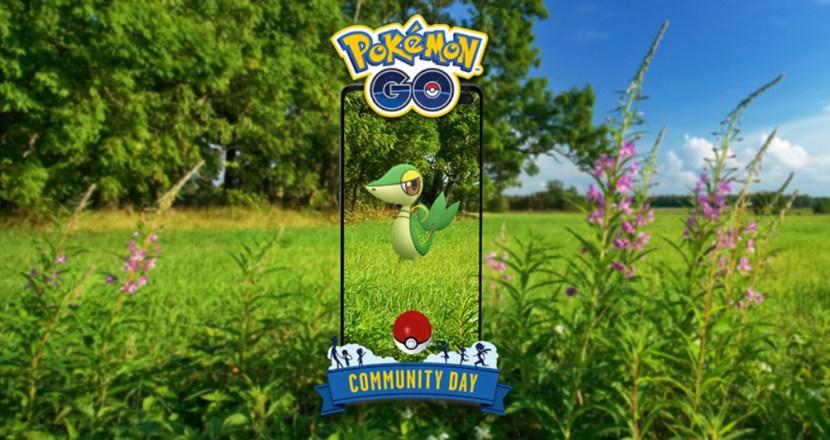 「Pokémon GO」4月的社群日主角是「藤藤蛇」!另外「天氣週」活動現正舉行中!