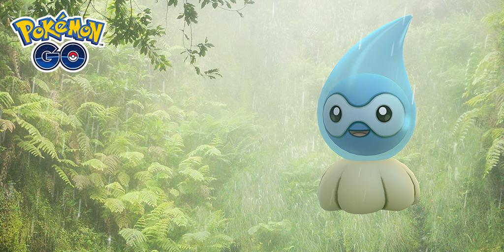 ウェザーウィーク:雨テーマ