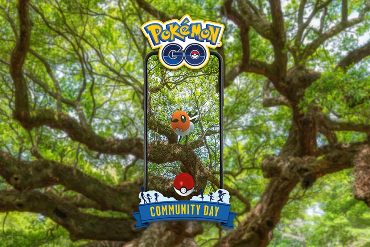 Pokémon GO 2021年3月のコミュニティ・デイ