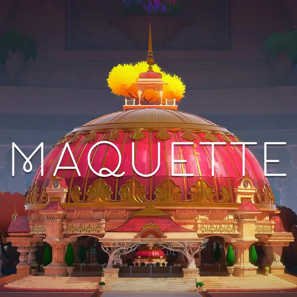 Maquette