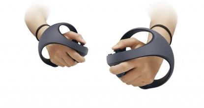 溢れ出る未来感!PS5向け新型VRコントローラーが発表!