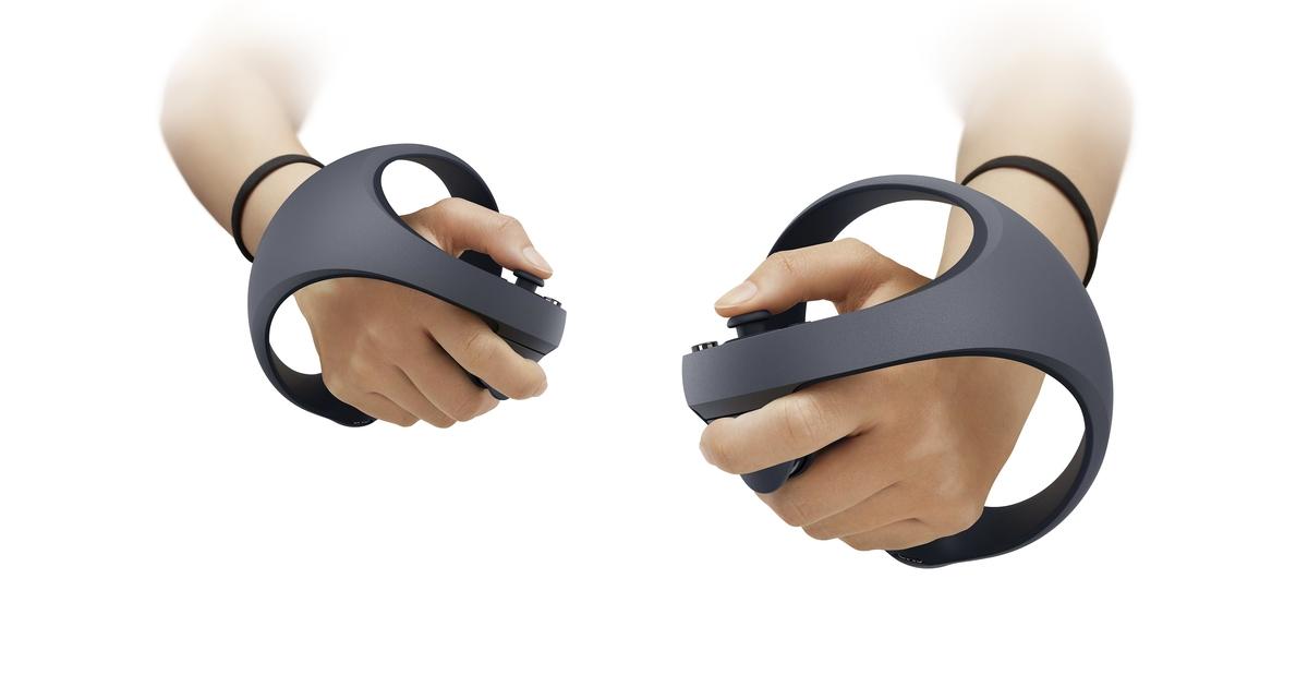 置身於未來!官方宣布推出PS5全新VR控制器!