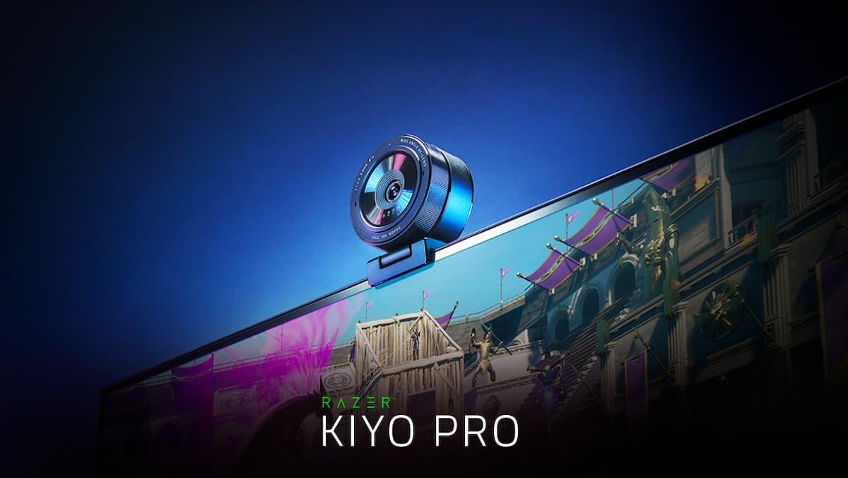 Razer公布極致畫質網路攝影機「Razer Kiyo Pro」日本上市資訊!