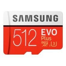Samsung EVO Plus microSDカード 512GB