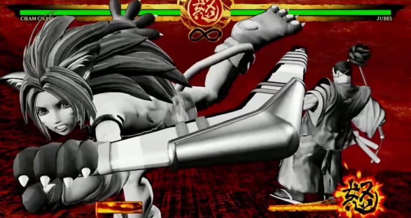 侍魂季票3開始更新!查姆查姆正式登場!Xbox Series XS版也開始同步販售!