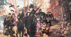 PS5・Xbos Series X|S対応の新作アクションRPG バンダイナムコ「SCARLET NEXUS」の発売日決定!
