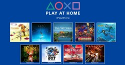 「Play At Home」イニシアチブ第3弾が発表!ゲーム10タイトルを無料配信!