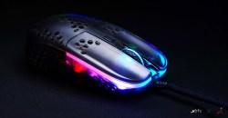 独自のデザインの超軽量肉抜きゲーミングマウス「Xtrfy MZ1-Zy's Rail」登場!日本でも販売予定!