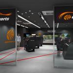 54949大阪「AUTOBACS REDEE Emotorsports Stadium」と東京「A PIT AUTOBACS SHINONOME」をオンラインで繋いだeスポーツ大会「AUTOBACS e-Motorsports Experience」に潜入!