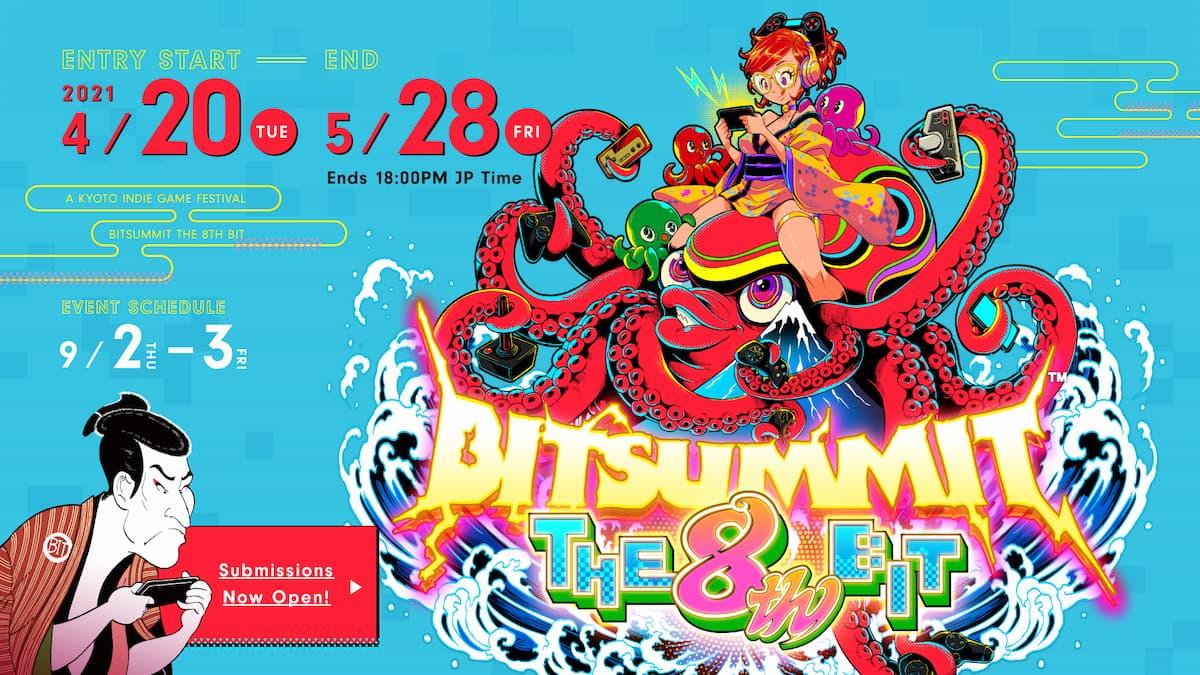 今年はオン×オフラインで!日本最大級のインディーゲームの祭典「BitSummit THE 8th BIT」開催決定!