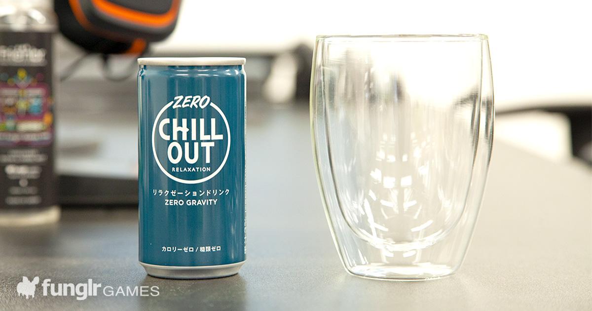 リラクゼーションドリンクって…何?話題の「CHILL OUT ZERO GRAVITY(チルアウト ゼログラビティ)」を飲んでみた!