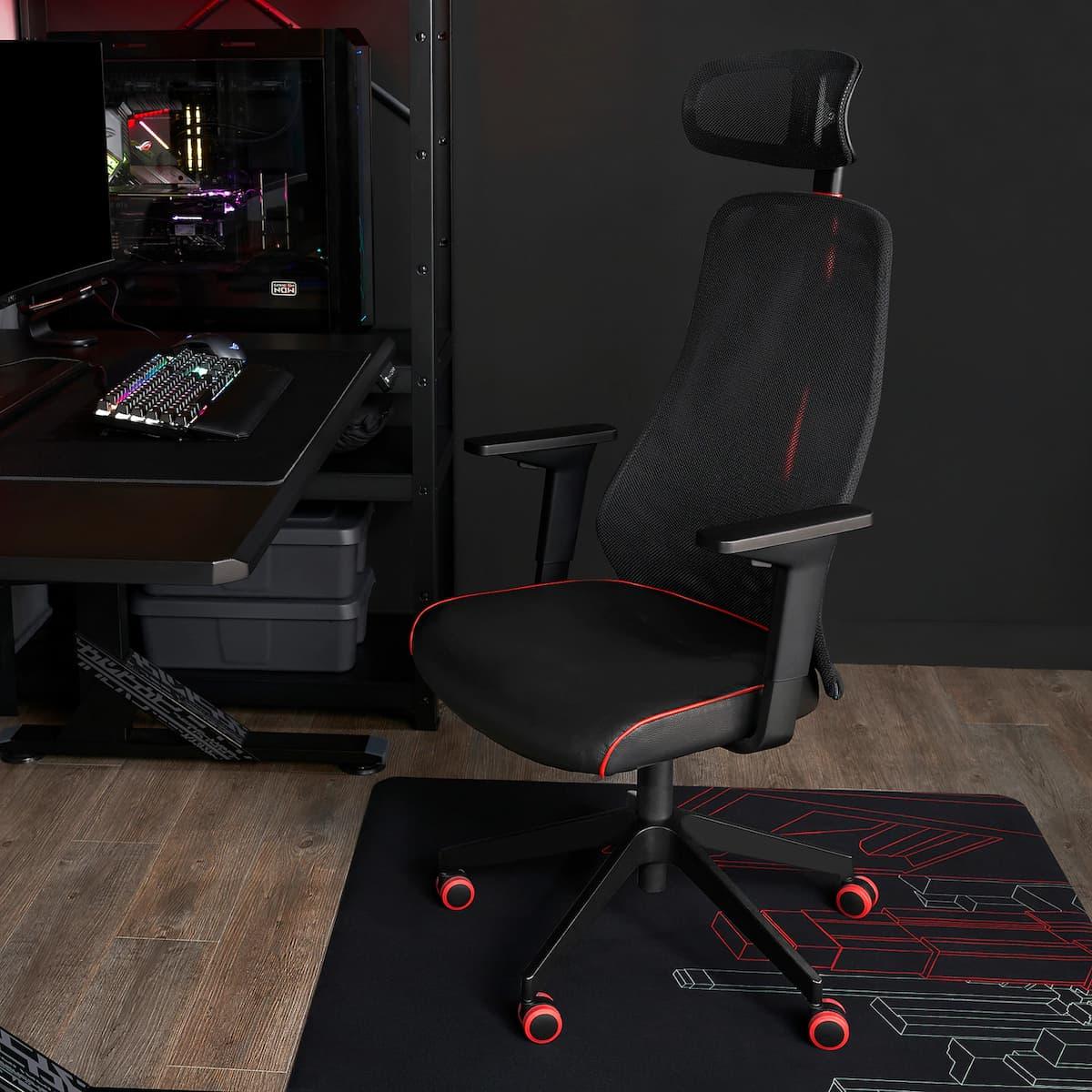 MATCHSPEL gaming chair(black)