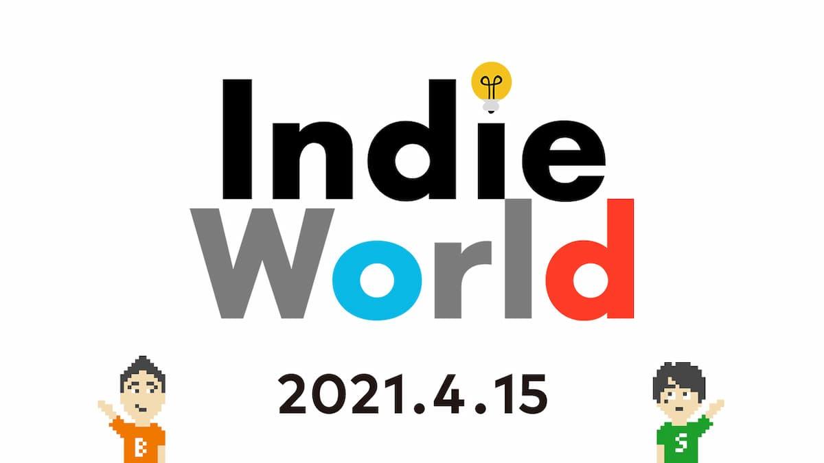 今回はどんなタイトルが発表になるのか!?「Indie World 2021.4.15」放送決定!