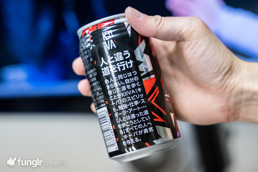 KiiVA ENERGY DRINK EXTRA