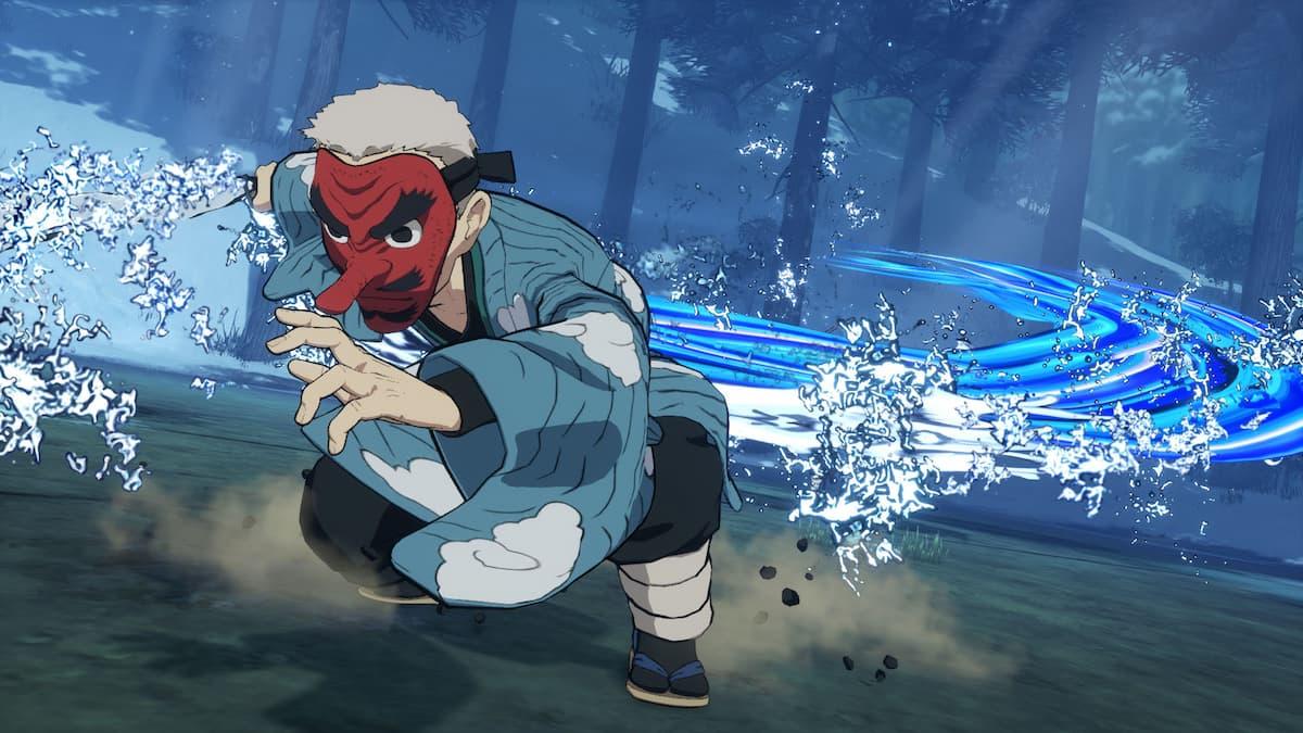 出乎意料之外的角色!「鬼滅之刃 火神血風譚」鱗瀧左近次確定參戰!