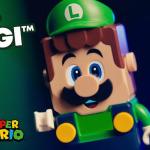 「レゴ スーパーマリオ」に「レゴ ルイージ」が登場!予約受付開始!