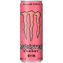 アサヒ飲料 モンスターエナジー パイプラインパンチ 355ml×48本