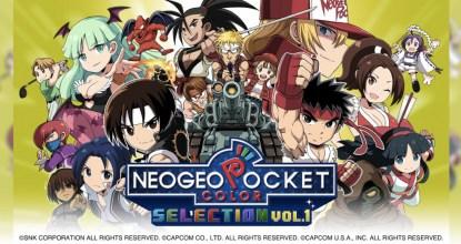 「NEOGEO POCKET COLOR SELECTION Vol.1」のパッケージ版が予約受付中!豪華アイテムがセットの限定版も登場!