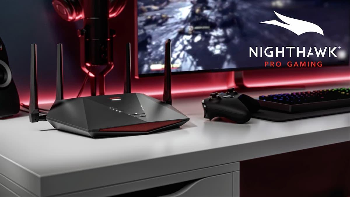 CES2021にてInnovation Awardを受賞したWi-Fi 6対応のゲーミングルーター「Nighthawk Pro Gaming XR1000」の日本発売が決定。先行予約開始。