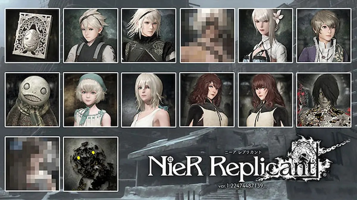 官方公布「NieR Replicant ver.1.22474487139…」的首批實體特典和實體店鋪特典!