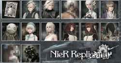 「NieR Replicant ver.1.22474487139…」の早期購入特典や店舗特典が公開!