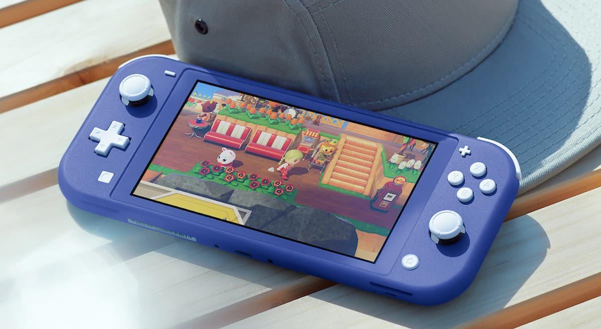 Nintendo Switch Lite又推出新顏色?這次是「藍色」!