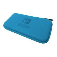 スリムハードポーチ for Nintendo Switch Lite(ブルー)