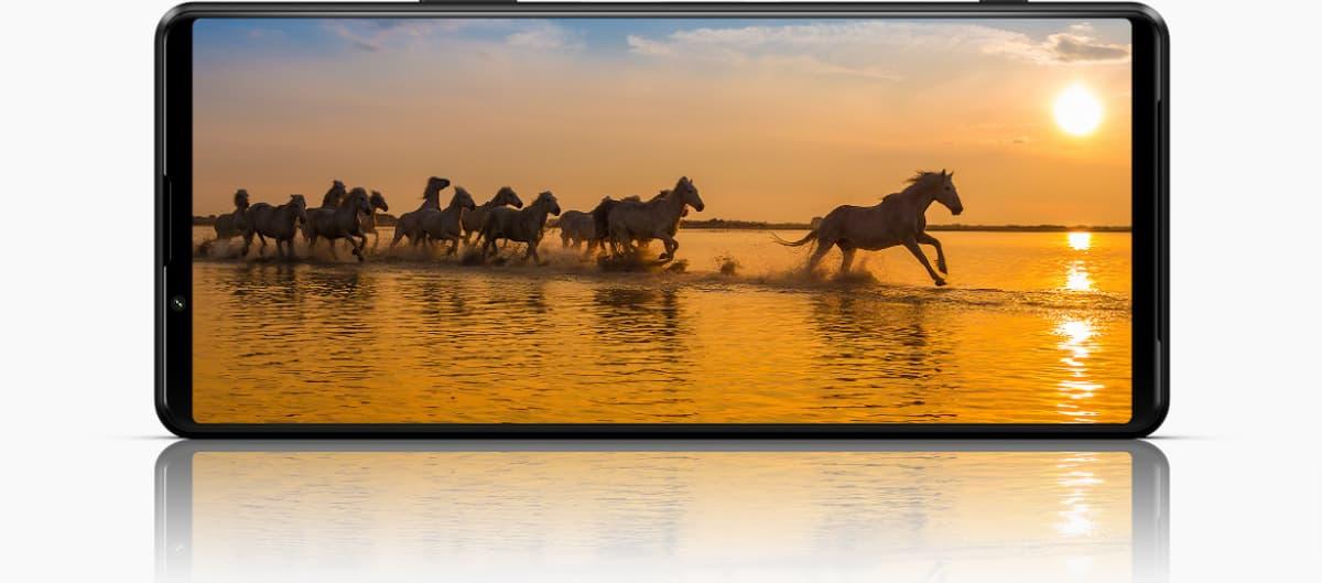 Xperia 1 III 螢幕