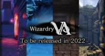RPGの礎を築いたシリーズの最新作「Wizardry VA(仮)」が2022年リリース向け公式Twitterが開設!