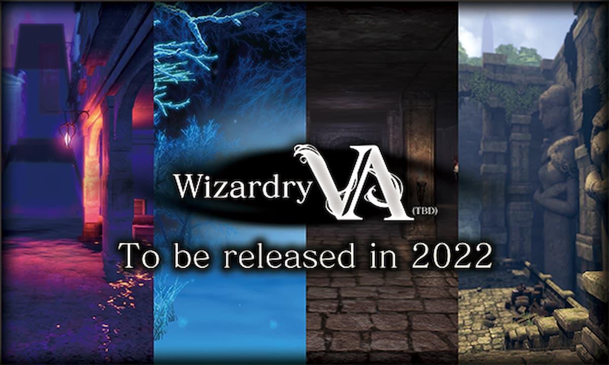 奠定RPG基礎的辟邪除妖系列最新作「辟邪除妖VA(暫定)」預計於2022年推出!