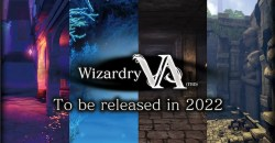 RPGの礎を気づいたシリーズの最新作「Wizardry VA(仮)」が2022年リリース向け公式Twitterが開設!
