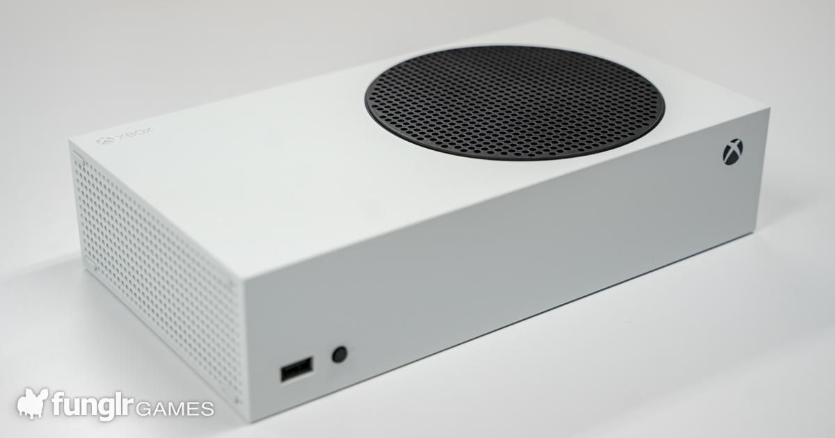Xbox Oneより小さくて高性能!超小型&最軽量の次世代機「Xbox Series S」を遂にゲットしたので早速開封式!