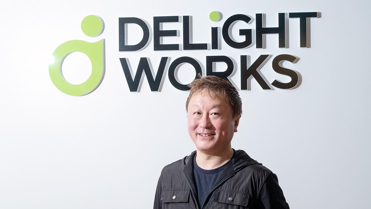 元カプコンの小野義徳氏が株式会社ディライトワークスの代表取締役社長COOに就任