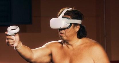 【オケラス速報】長州力がついにeスポーツに参戦!今しかないぞ!VRヘッドセット「Oculus Quest 2」を体験する動画「長州力の #OculusでOOするぞ」を公開!