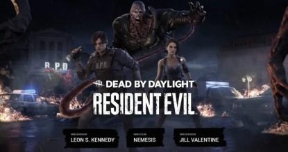 Dead by Daylight × バイオハザードのコラボ内容が公開!ネメシス、レオン、ジルが登場!