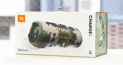 ポータブルBluetoothスピーカーの最新モデル「JBL CHARGE 5」をレビュー!