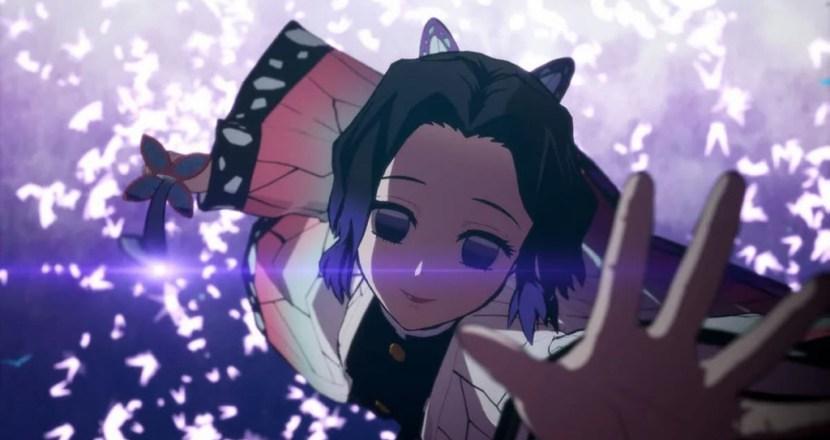 とっととくたばれ!「鬼滅の刃 ヒノカミ血風譚」に蟲柱「胡蝶しのぶ」が参戦!