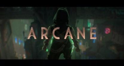「英雄聯盟」首部動畫作品「Arcane」將在今年秋天於全球「Netflix」播出!