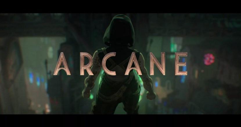 「リーグ・オブ・レジェンド」初のアニメシリーズ「Arcane」が遂に配信決定!2021年秋「Netflix」でグローバル配信!