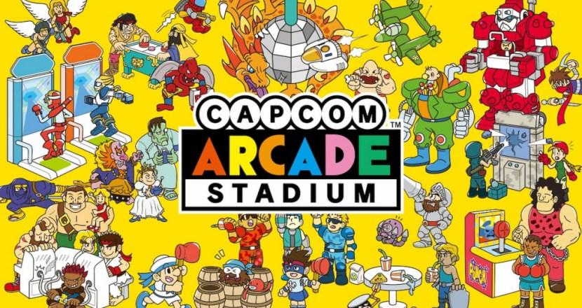PS Plus 會員免費暢玩魔界村!「Capcom Arcade Stadium」於 PS4・Xbox One・Steam 推出!
