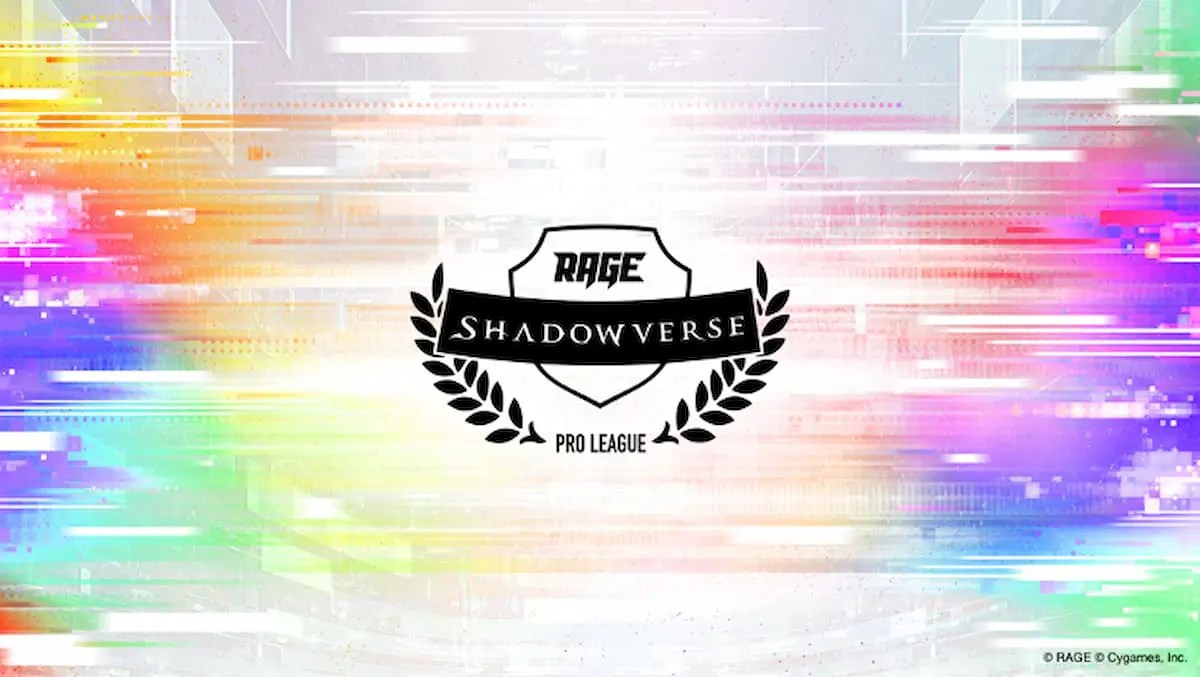 RAGE Shadowverse Pro League 21-22