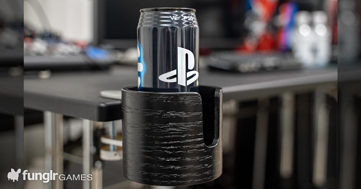 【開箱】ROG×IKEA合作商品之CP值高&超實用的「LÅNESPELARE 杯架」!