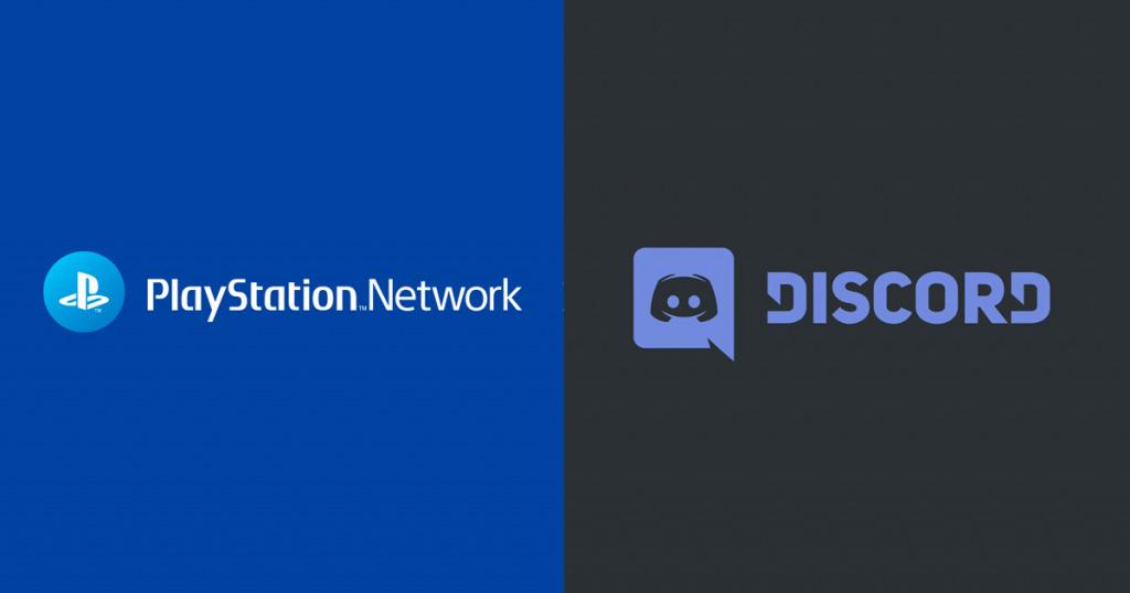 PlayStation Network x Discord
