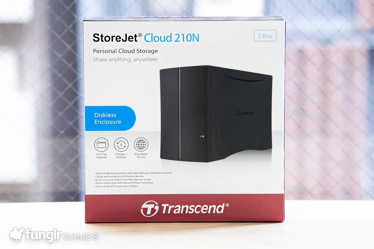 storejet-cloud210n