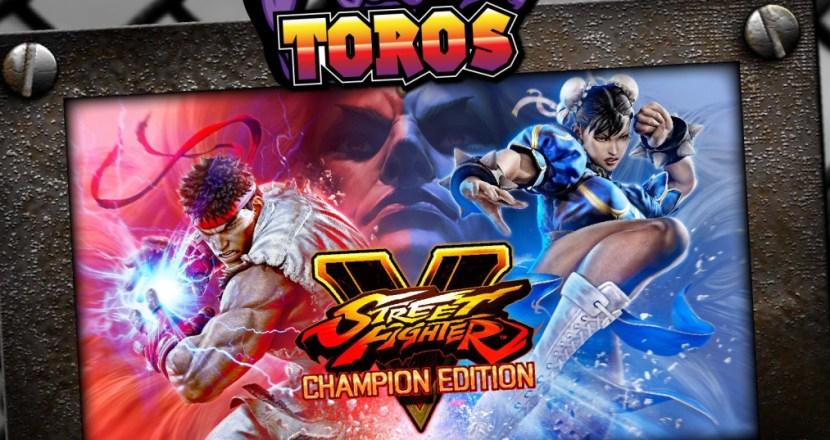 「TOROS powered by Red Bull -ストリートファイターV チャンピオンエディション」香港大会日程を発表!